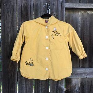 Zara Kids Peanuts Lightweight Utility Jacket